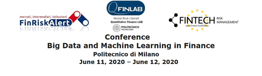 Call for Papers: Big Data and Machine Learning in Finance